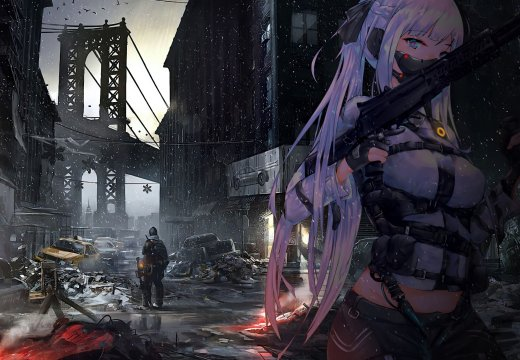 The Division Anime