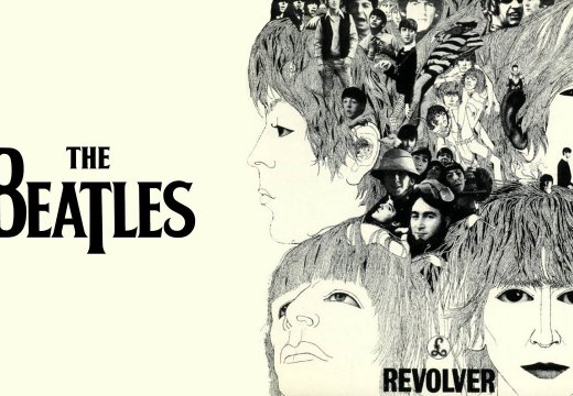 Beatles - Revolver Album background