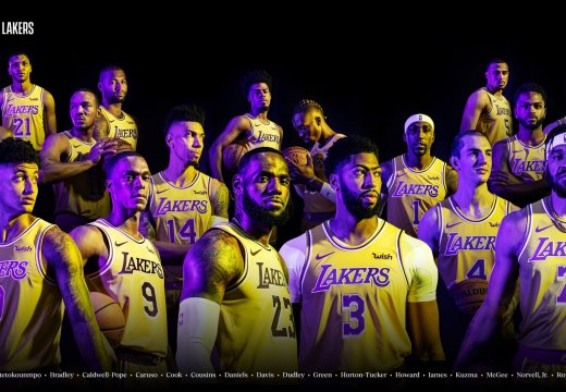 Lakers 2020