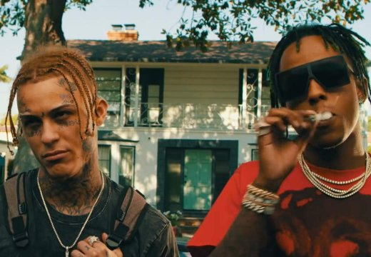 Lil skies and rich the kid